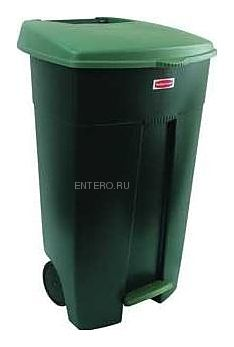 Контейнер для мусора Rubbermaid R050512 (с педалью)
