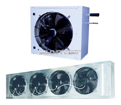 Сплит-система низкотемпературная Intercold LCM 583