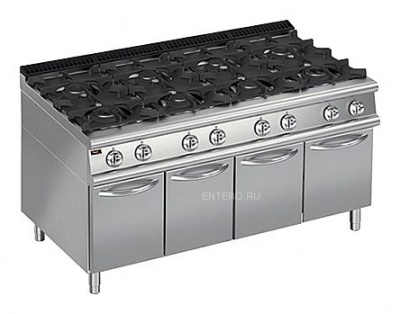 Плита газовая Apach Chef Line LRG167CS PLUS